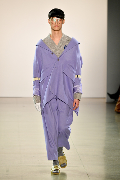 Purple Blazer「Asia Fashion Collection - Runway - February 2019 - New York Fashion Week: The Shows」:写真・画像(18)[壁紙.com]