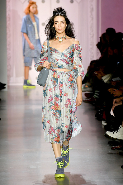Gray Shoe「Anna Sui - Runway - September 2019 - New York Fashion Week: The Shows」:写真・画像(14)[壁紙.com]
