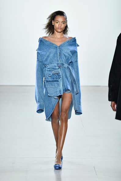 Denim「Matthew Adams Dolan - Runway - September 2018 - New York Fashion Week: The Shows」:写真・画像(4)[壁紙.com]