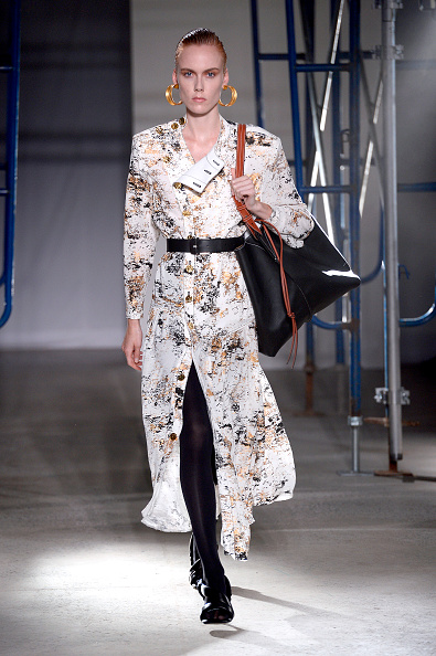 Hoop Earring「Proenza Schouler - Runway - September 2019 - New York Fashion Week: The Shows」:写真・画像(6)[壁紙.com]