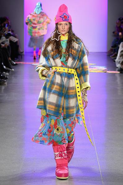 Dia Dipasupil「Leaf Xia NYFW FW19 Fashion Show」:写真・画像(17)[壁紙.com]