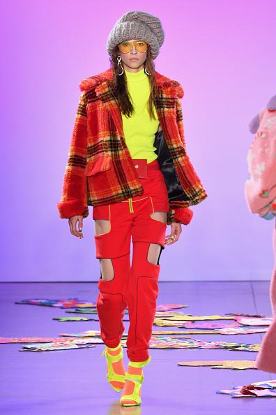 Dia Dipasupil「Leaf Xia NYFW FW19 Fashion Show」:写真・画像(14)[壁紙.com]