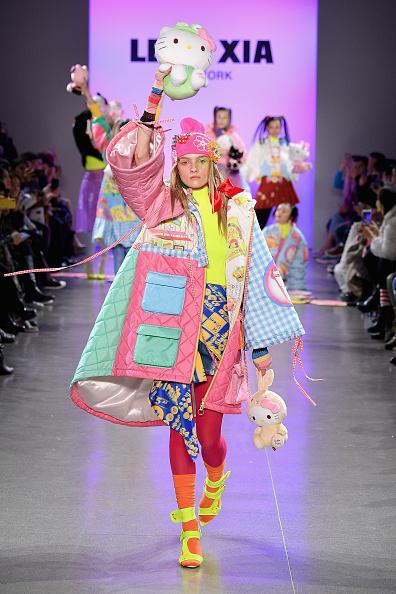 Dia Dipasupil「Leaf Xia NYFW FW19 Fashion Show」:写真・画像(19)[壁紙.com]