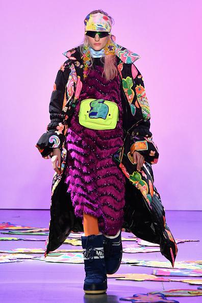 Dia Dipasupil「Leaf Xia NYFW FW19 Fashion Show」:写真・画像(15)[壁紙.com]