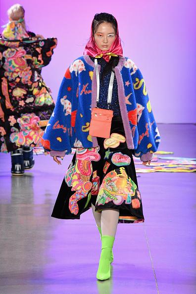 Dia Dipasupil「Leaf Xia NYFW FW19 Fashion Show」:写真・画像(16)[壁紙.com]