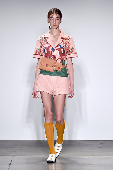 Steven Ferdman「Global Fashion Collective - Runway - September 2019 - New York Fashion Week: The Shows」:写真・画像(4)[壁紙.com]