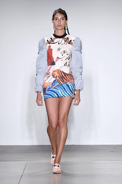 Steven Ferdman「Global Fashion Collective - Runway - September 2019 - New York Fashion Week: The Shows」:写真・画像(9)[壁紙.com]