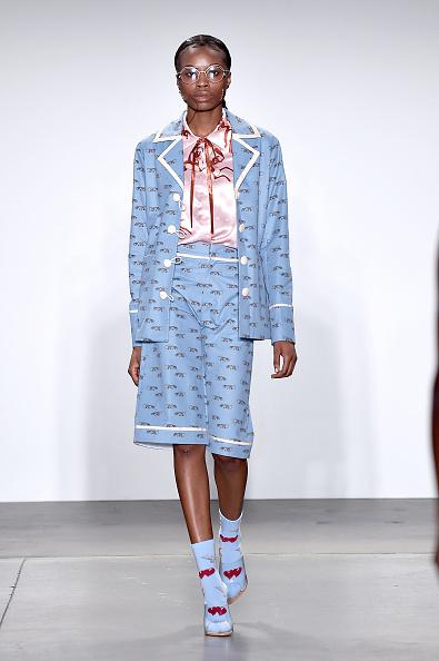 Shirt「Global Fashion Collective - Runway - September 2019 - New York Fashion Week: The Shows」:写真・画像(16)[壁紙.com]