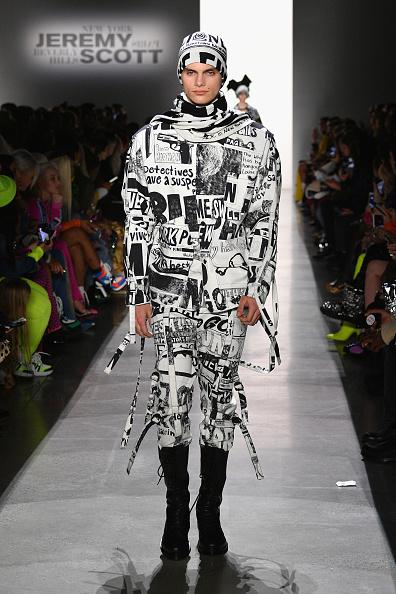 Skull Cap「Jeremy Scott - Runway - February 2019 - New York Fashion Week: The Shows」:写真・画像(9)[壁紙.com]