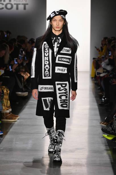 Jeremy Scott - Runway - February 2019 - New York Fashion Week: The Shows:ニュース(壁紙.com)