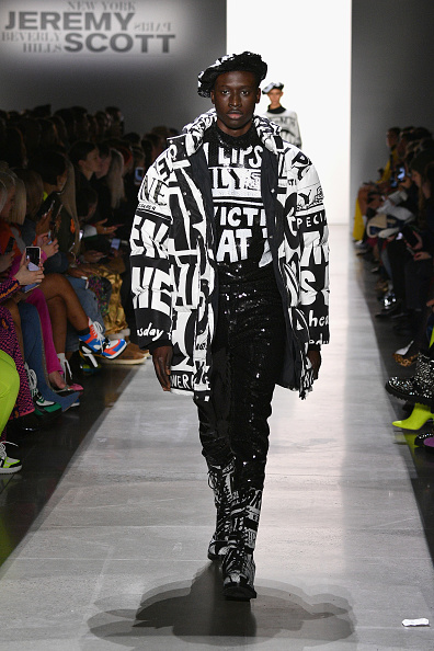 Beret「Jeremy Scott - Runway - February 2019 - New York Fashion Week: The Shows」:写真・画像(9)[壁紙.com]
