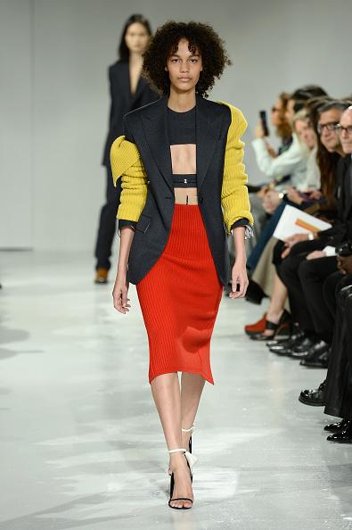 ニューヨークファッションウィーク「Calvin Klein Collection - Runway - February 2017 - New York Fashion Week」:写真・画像(14)[壁紙.com]