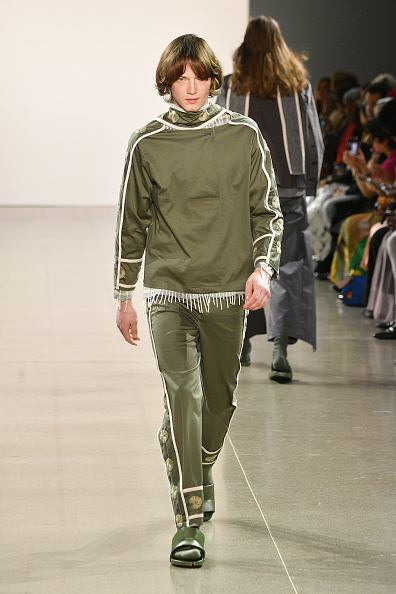 Dia Dipasupil「Asia Fashion Collection - Runway - February 2019 - New York Fashion Week: The Shows」:写真・画像(15)[壁紙.com]