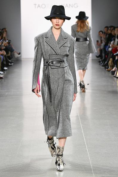 Gray Shoe「Taoray Wang - Runway - February 2019 - New York Fashion Week: The Shows」:写真・画像(7)[壁紙.com]