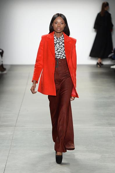 Jacket「Global Fashion Collective II - Runway - February 2019 - New York Fashion Week: The Shows」:写真・画像(9)[壁紙.com]