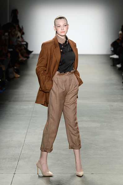 Beige「Global Fashion Collective II - Runway - February 2019 - New York Fashion Week: The Shows」:写真・画像(14)[壁紙.com]