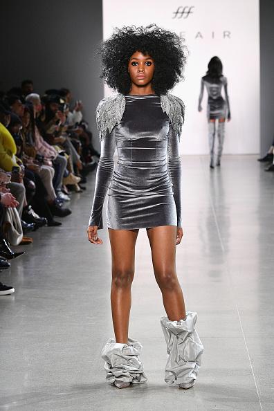 Shoe「Afffair - Runway - February 2019 - New York Fashion Week: The Shows」:写真・画像(7)[壁紙.com]