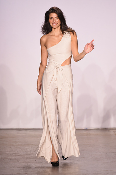 Black Shoe「The CAAFD Emerging Designer Showcase - Runway - February 2019 - New York Fashion Week: The Shows」:写真・画像(14)[壁紙.com]