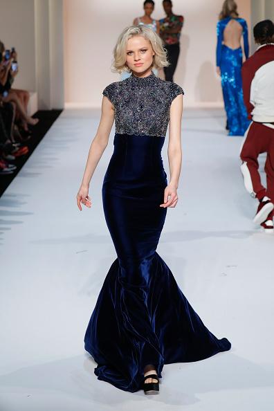 Color Block「Sherri Hill New York Fashion Week February 2019 - Runway」:写真・画像(6)[壁紙.com]