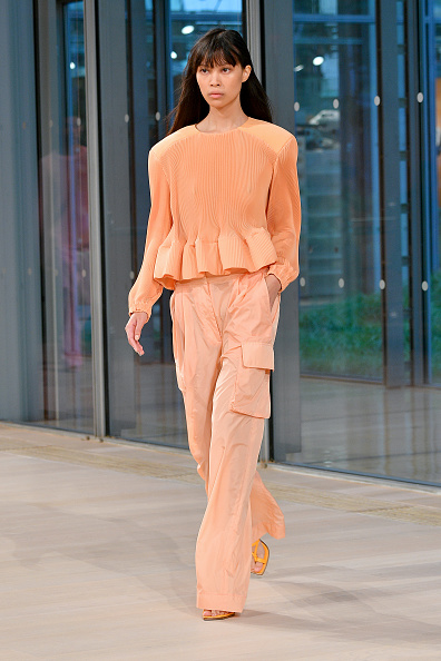 Peplum「Tibi - Runway - September 2019 - New York Fashion Week」:写真・画像(5)[壁紙.com]