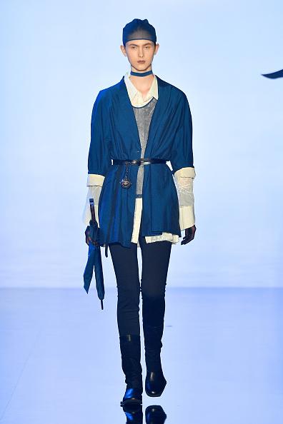 Skinny Belt「TMall China Cool: Rizhuo - Runway - September 2019 - New York Fashion Week: The Shows」:写真・画像(5)[壁紙.com]