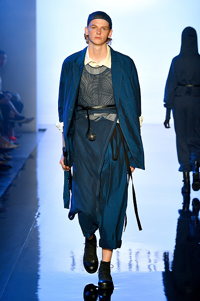 Skinny Belt「TMall China Cool: Rizhuo - Runway - September 2019 - New York Fashion Week: The Shows」:写真・画像(3)[壁紙.com]