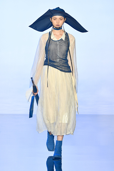 Blue Shoe「TMall China Cool: Rizhuo - Runway - September 2019 - New York Fashion Week: The Shows」:写真・画像(3)[壁紙.com]