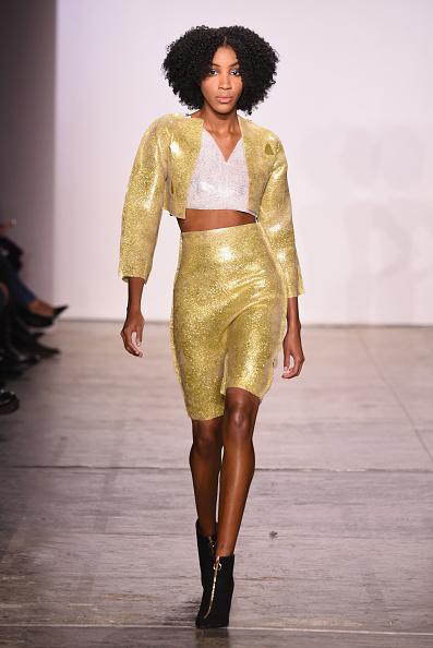 Black Shoe「The CAAFD Emerging Designer Showcase - Runway - February 2019 - New York Fashion Week: The Shows」:写真・画像(17)[壁紙.com]