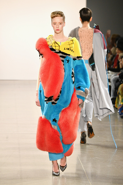 Dia Dipasupil「Asia Fashion Collection - Runway - February 2019 - New York Fashion Week: The Shows」:写真・画像(4)[壁紙.com]