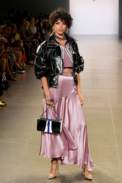 Multi Colored Purse「Victoria Hayes Spring/Summer 2020 - Runway」:写真・画像(12)[壁紙.com]