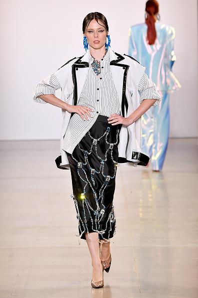 Shirt「Victoria Hayes Spring/Summer 2020 - Runway」:写真・画像(9)[壁紙.com]