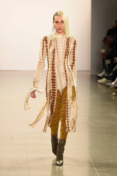 Hosiery「Kim Shui - Runway - February 2019 - New York Fashion Week: The Shows」:写真・画像(3)[壁紙.com]