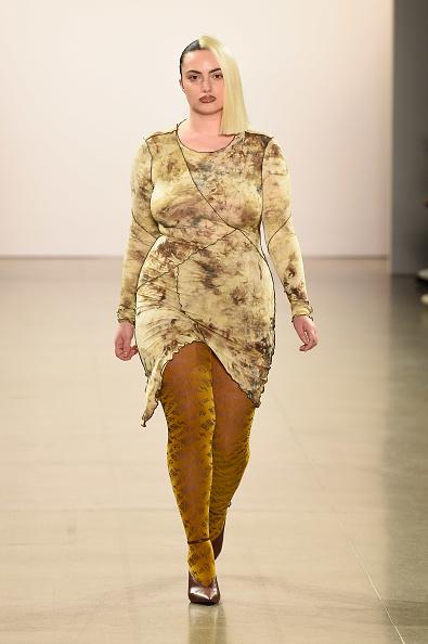 Hosiery「Kim Shui - Runway - February 2019 - New York Fashion Week: The Shows」:写真・画像(1)[壁紙.com]