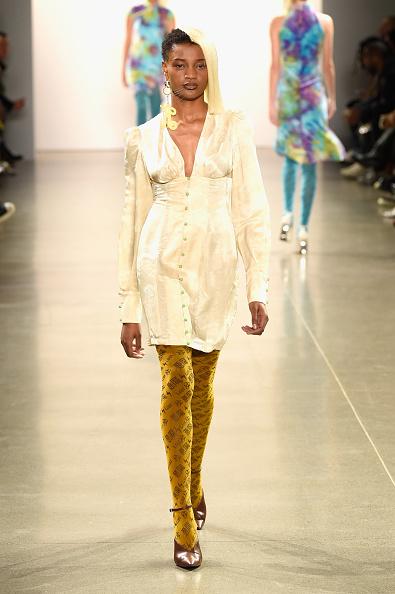 Hosiery「Kim Shui - Runway - February 2019 - New York Fashion Week: The Shows」:写真・画像(10)[壁紙.com]