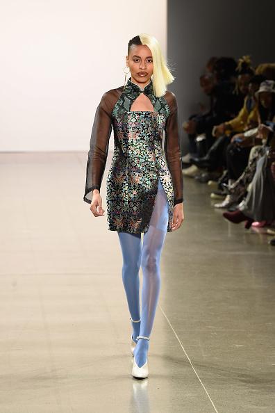 Hosiery「Kim Shui - Runway - February 2019 - New York Fashion Week: The Shows」:写真・画像(6)[壁紙.com]