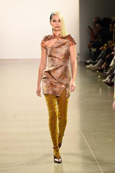 Hosiery「Kim Shui - Runway - February 2019 - New York Fashion Week: The Shows」:写真・画像(0)[壁紙.com]