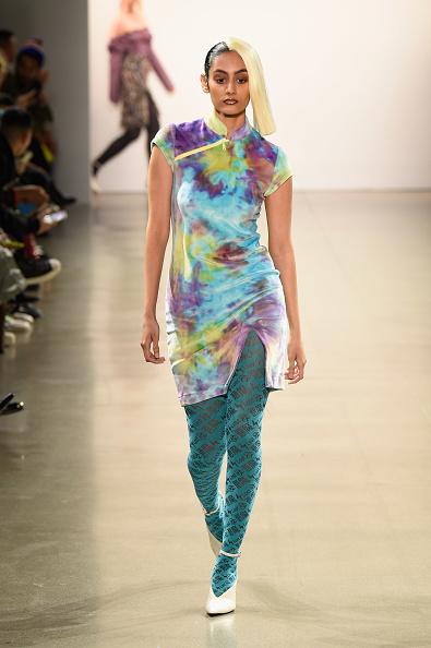 Hosiery「Kim Shui - Runway - February 2019 - New York Fashion Week: The Shows」:写真・画像(7)[壁紙.com]
