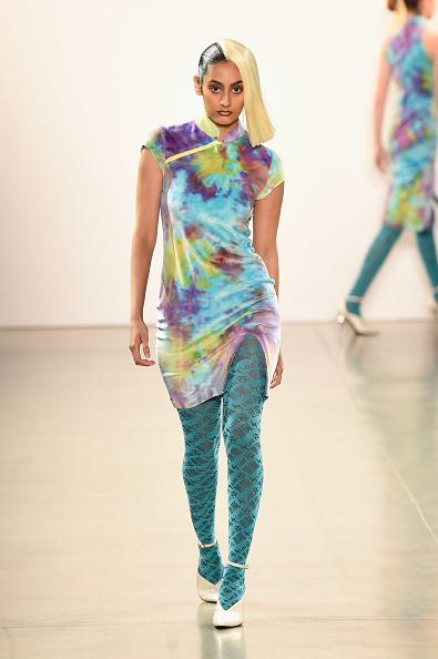 Hosiery「Kim Shui - Runway - February 2019 - New York Fashion Week: The Shows」:写真・画像(9)[壁紙.com]