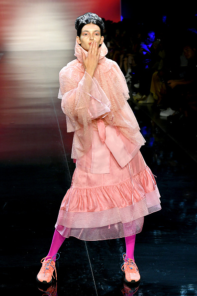 Pink Shoe「ICY Presents: Dynasty - Runway - September 2019 - New York Fashion Week: The Shows」:写真・画像(19)[壁紙.com]