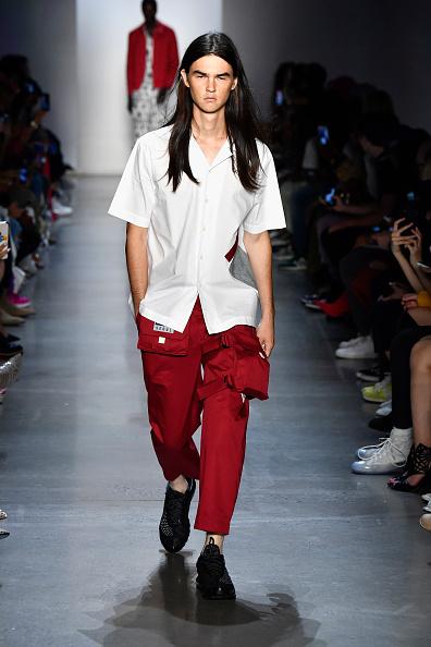 Undone「Concept Korea - Runway - September 2018 - New York Fashion Week: The Shows」:写真・画像(14)[壁紙.com]