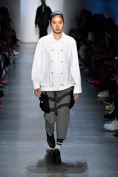 White Jacket「Concept Korea - Runway - September 2018 - New York Fashion Week: The Shows」:写真・画像(2)[壁紙.com]