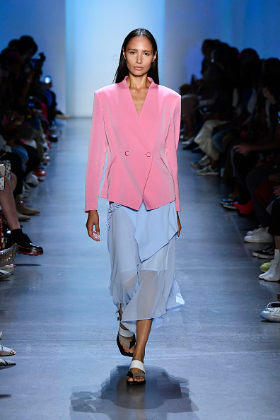 パステルカラー「Concept Korea - Runway - September 2018 - New York Fashion Week: The Shows」:写真・画像(3)[壁紙.com]