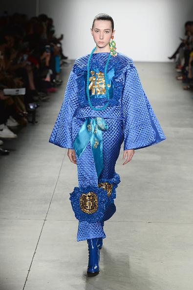 Waffled「Global Fashion Collective I - Runway - February 2019 - New York Fashion Week: The Shows」:写真・画像(18)[壁紙.com]