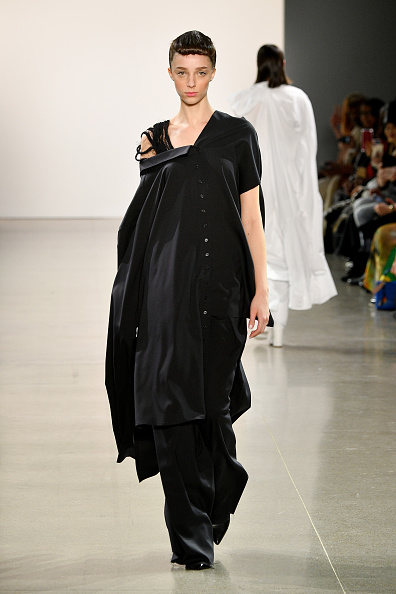 Dia Dipasupil「Asia Fashion Collection - Runway - February 2019 - New York Fashion Week: The Shows」:写真・画像(1)[壁紙.com]