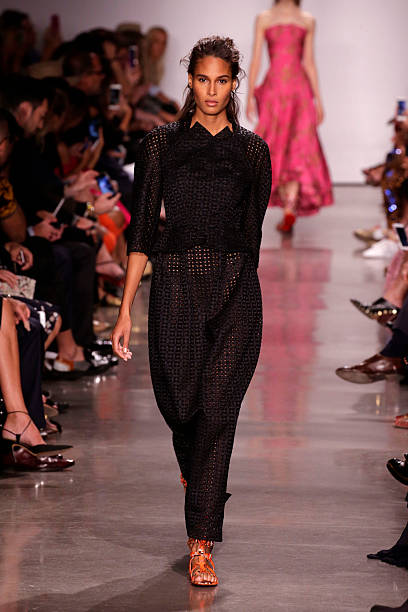Zac Posen - Runway - September 2016 - New York Fashion Week:ニュース(壁紙.com)