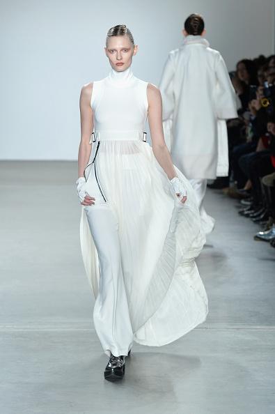 White Glove「Verdad - Runway - February 2017 - New York Fashion Week」:写真・画像(14)[壁紙.com]