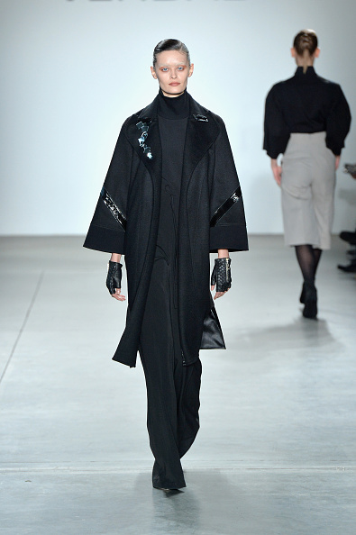 Black Coat「Verdad - Runway - February 2017 - New York Fashion Week」:写真・画像(12)[壁紙.com]