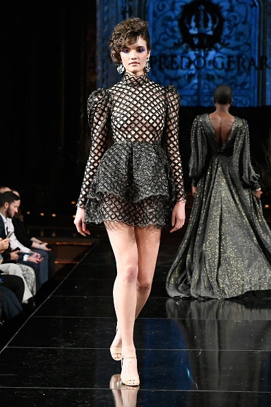 Baby Doll Dress「WILLFREDO GERARDO At New York Fashion Week Powered By Art Hearts Fashion NYFW」:写真・画像(18)[壁紙.com]
