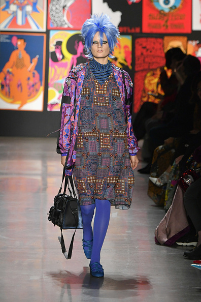 Mike Coppola「Anna Sui - Runway - February 2019 - New York Fashion Week: The Shows」:写真・画像(19)[壁紙.com]