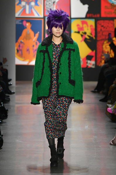 Mike Coppola「Anna Sui - Runway - February 2019 - New York Fashion Week: The Shows」:写真・画像(13)[壁紙.com]